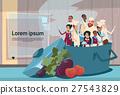 Restaurant Stuff Cook And Waiters In Saucepan 27543829