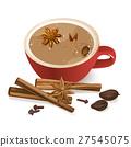茶 杯子 肉桂 27545075