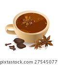 茶 香料 杯子 27545077