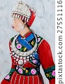 a folk costume, female, females 27551116