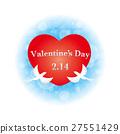 소재 - 하트 4 (텍스처) 27551429