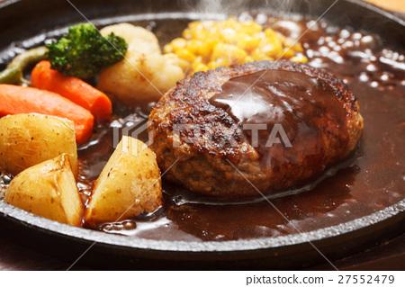 汉堡牛排 27552479
