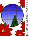 窗邊的聖誕節。 27554311