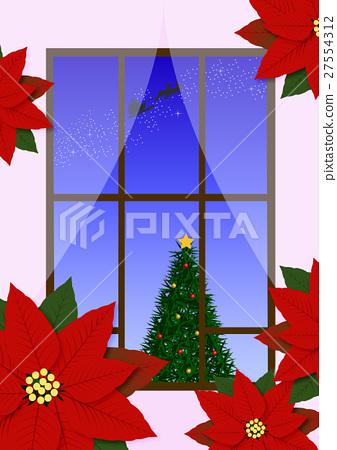 窗邊的聖誕節。 27554312