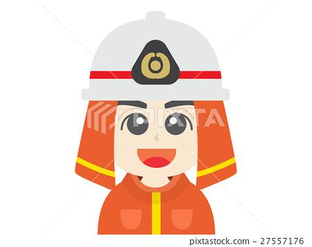 消防員 團隊成員 軍隊 27557176
