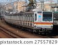 東京地鐵7000系列在東橫線上運行 27557829