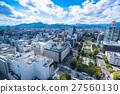 【Hokkaido】 Sapporo · Urban landscape 27560130
