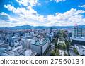 【Hokkaido】 Sapporo · Urban landscape 27560134