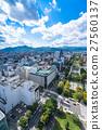 【Hokkaido】 Sapporo · Urban landscape 27560137