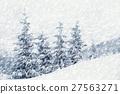 Winter landscape 27563271
