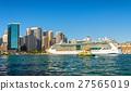 Cruise Ship in Sydney Harbour, Australia 27565019