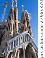 사그라 다 파밀리아 (스페인 - 바르셀로나) 27565370