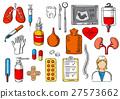 medical, medicine, vector 27573662