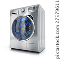 Modern clothes washer 27579611