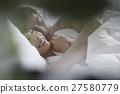 bedroom, living, together 27580779