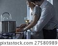 廚房 夫婦 一對 27580989