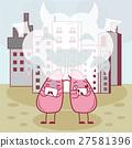 骯髒的 肺部 肺 27581396