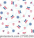 banner flag anchor 27585260
