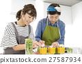 女烹飪班做飯 27587934