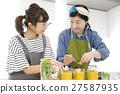 女烹飪班做飯 27587935