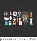 flat barista tool 27589557