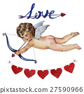 Happy Valentines Day love celebration in a 27590966