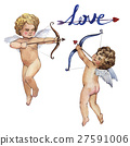 Happy Valentines Day love celebration in a 27591006