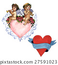 Happy Valentines Day love celebration in a 27591023