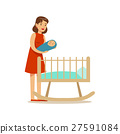 mother baby bed 27591084
