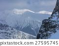 Fagaras, Mountains, cloud 27595745