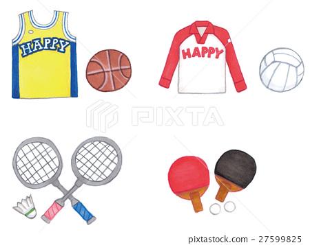 basket ball, ballet, volleyball 27599825