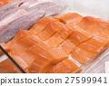 salmon, fillet, fish 27599941