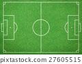 soccer field, football field 27605515