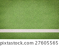 white stripe on soccer field 27605565