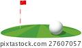 golf golfing vector 27607057