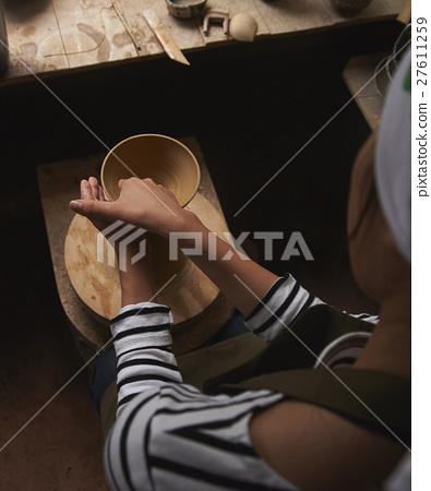 陶瓷藝術家肖像 27611259