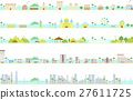 city cityscape vector 27611725