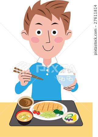 吃 饮食 减肥 27611814
