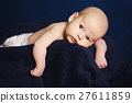 cute little boy at home 27611859