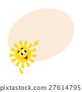 太陽 向量 向量圖 27614795