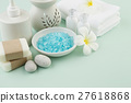 beautiful composition of spa treatment setting con 27618868