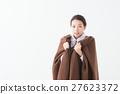 對冷敏感 毯子 夫人 27623372