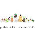สัตว์เลี้ยง,สัตว์,ภาพวาดมือ สัตว์ 27625031