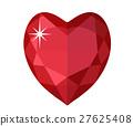 heart jewelry vector 27625408