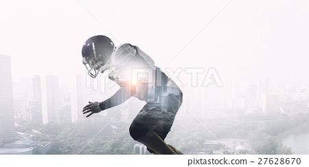 American football player 27628670