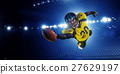 American football player 27629197