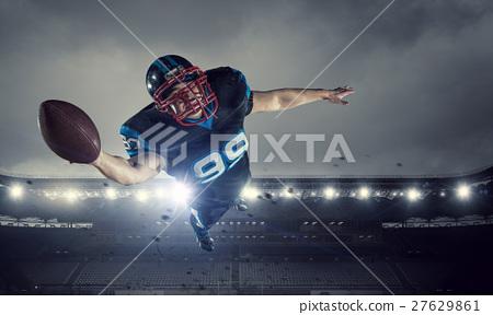 American football player 27629861