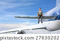 翅膀 飞机 户外 27630202