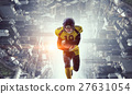 American football player 27631054