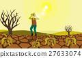 事故 乾旱 農作 27633074